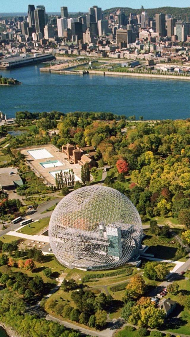 Parc Jean Drapeau Quebec Canada Iphone Viaje En Tren Lugares