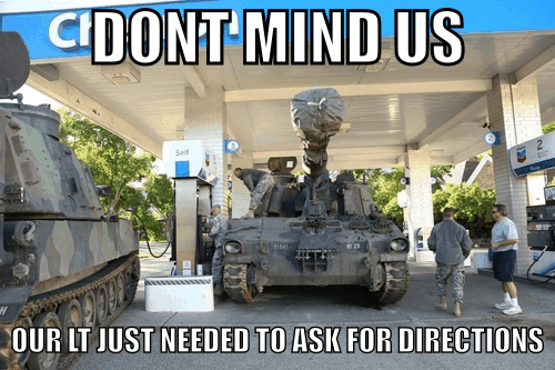 The 13 Funniest Military Memes Of The Week : The 13 funniest military memes of the week tank warfare military