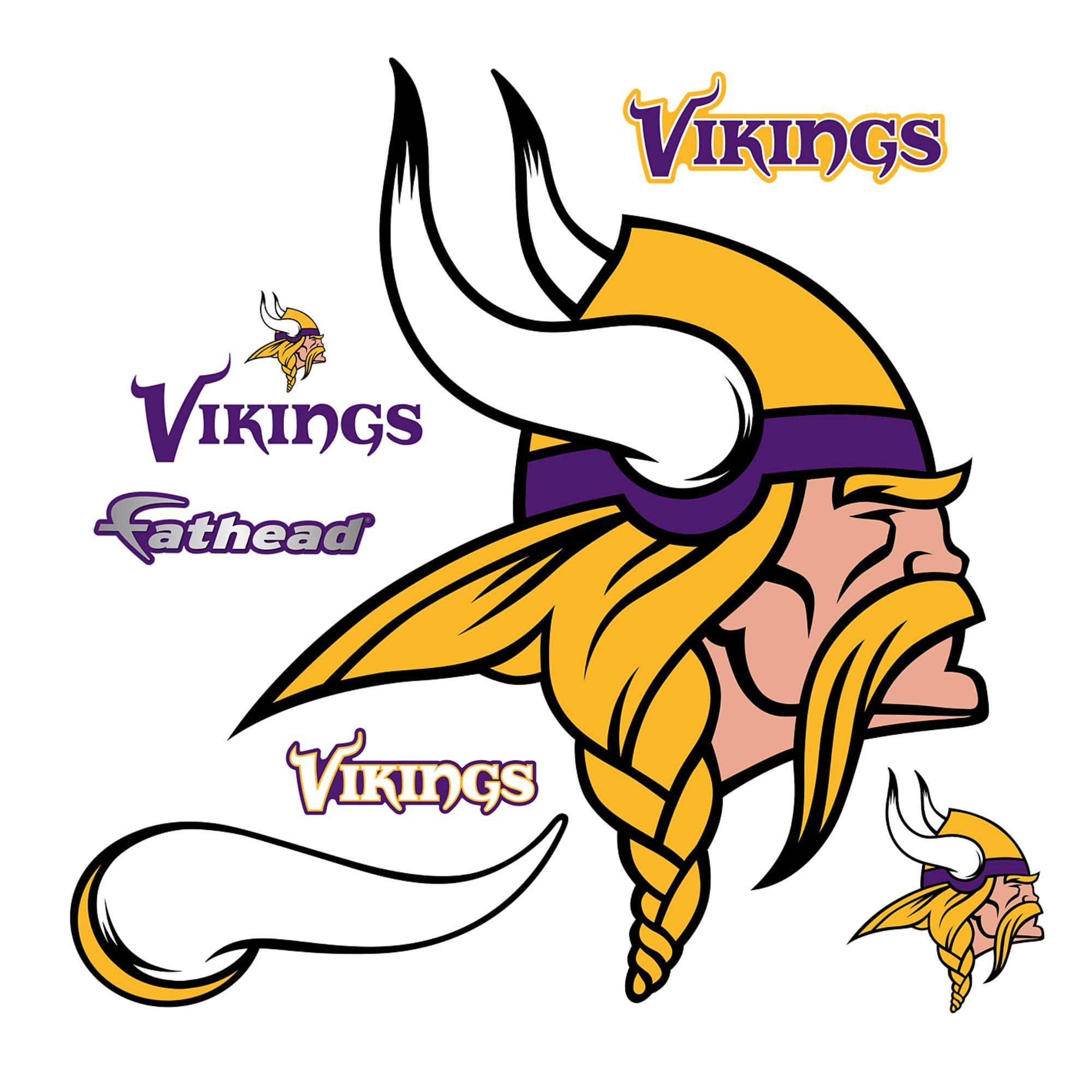 Minnesota Vikings Script Logo Minnesota Vikings Logo Vikings Word Mark Logo