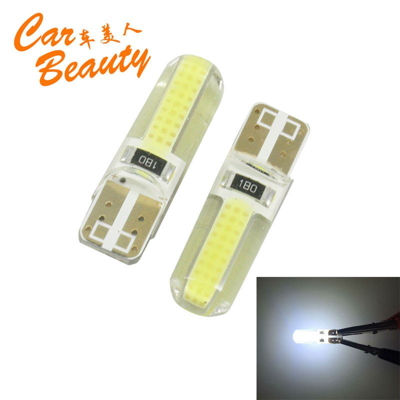 Aliexpress Com Buy Newest T10 W5w Led Car Interior Light Cob Cree Dc 12v Reverse Bulbs Error Free Parking Light Canbus Car Interior Interior Lighting T10 Led