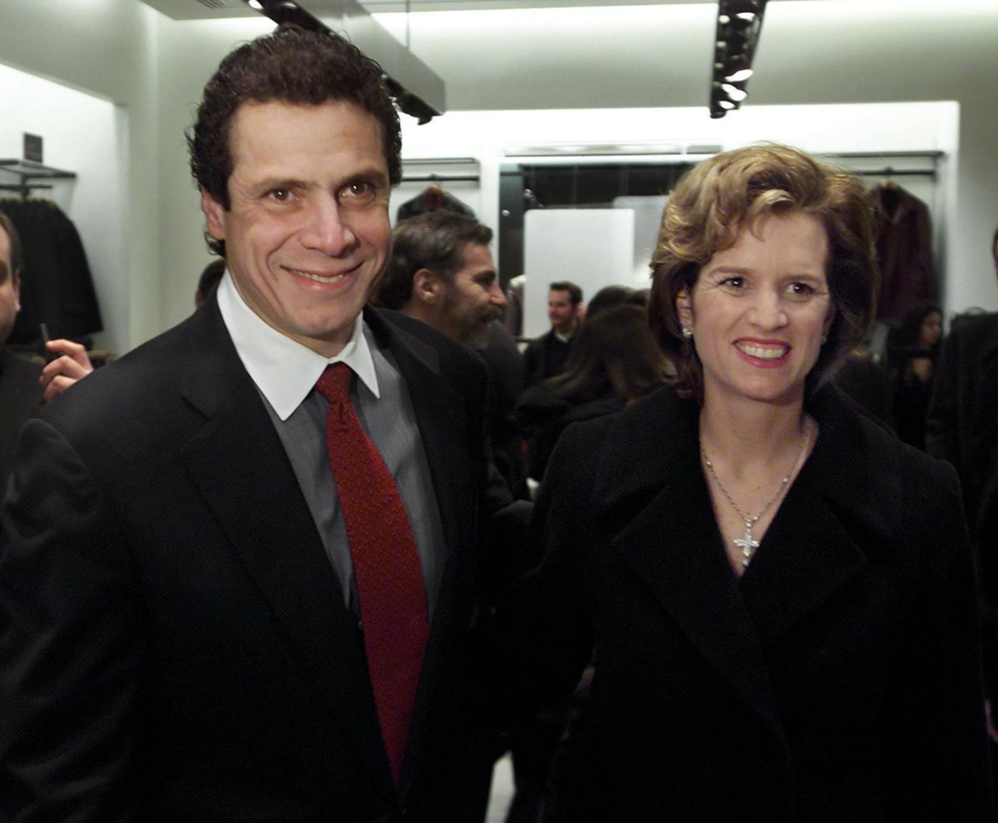 Andrew Cuomo S Marriage To Kerry Kennedy Was Doomed Earlier Than Known Reveals Book With Images Kennedy Andrew Cuomo Marriage