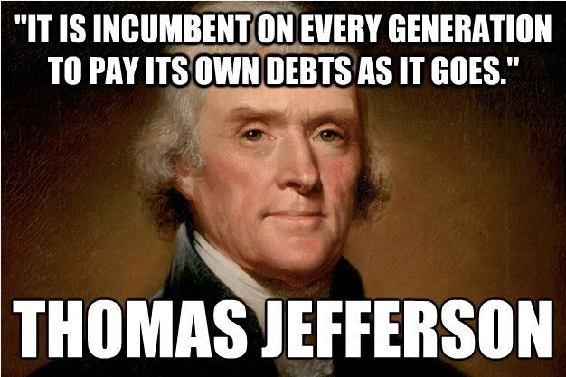 Thomas Jefferson Jefferson Quotes Cool Words Words