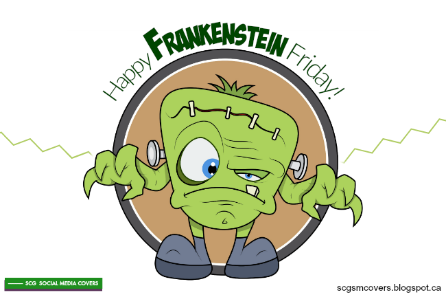 Banners Frankenstein Friday Banner Frankenstein English Writers