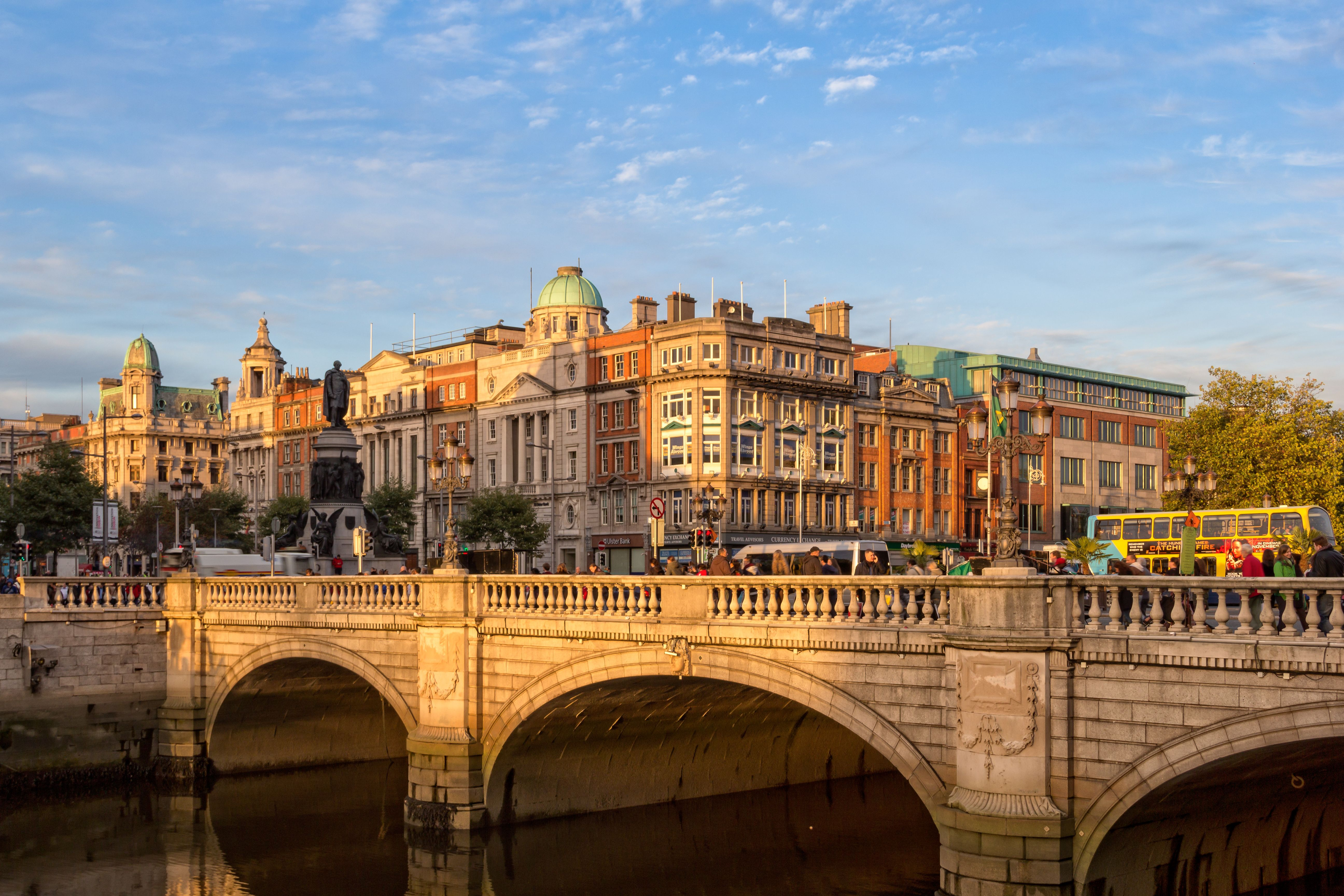 Fly To Dublin, Ireland From 251 Round Trip—Go To The