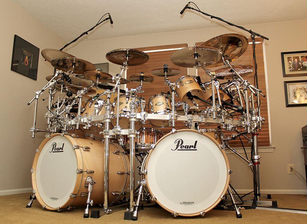 pearl drums batterie. Black Bedroom Furniture Sets. Home Design Ideas