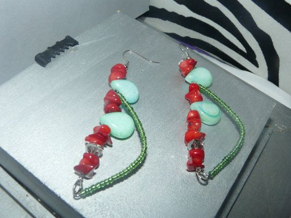 Coral Nature by HouseOfGems on Etsy, $17.00