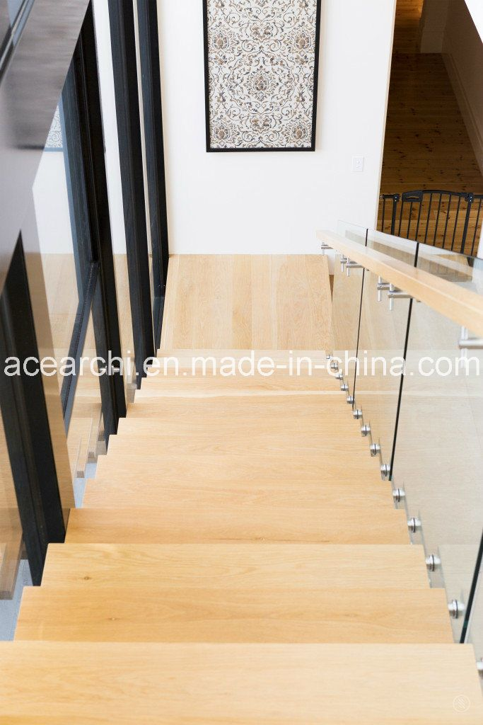 Best Hot Item Modern Single Beam Straight Staircase Steel 400 x 300