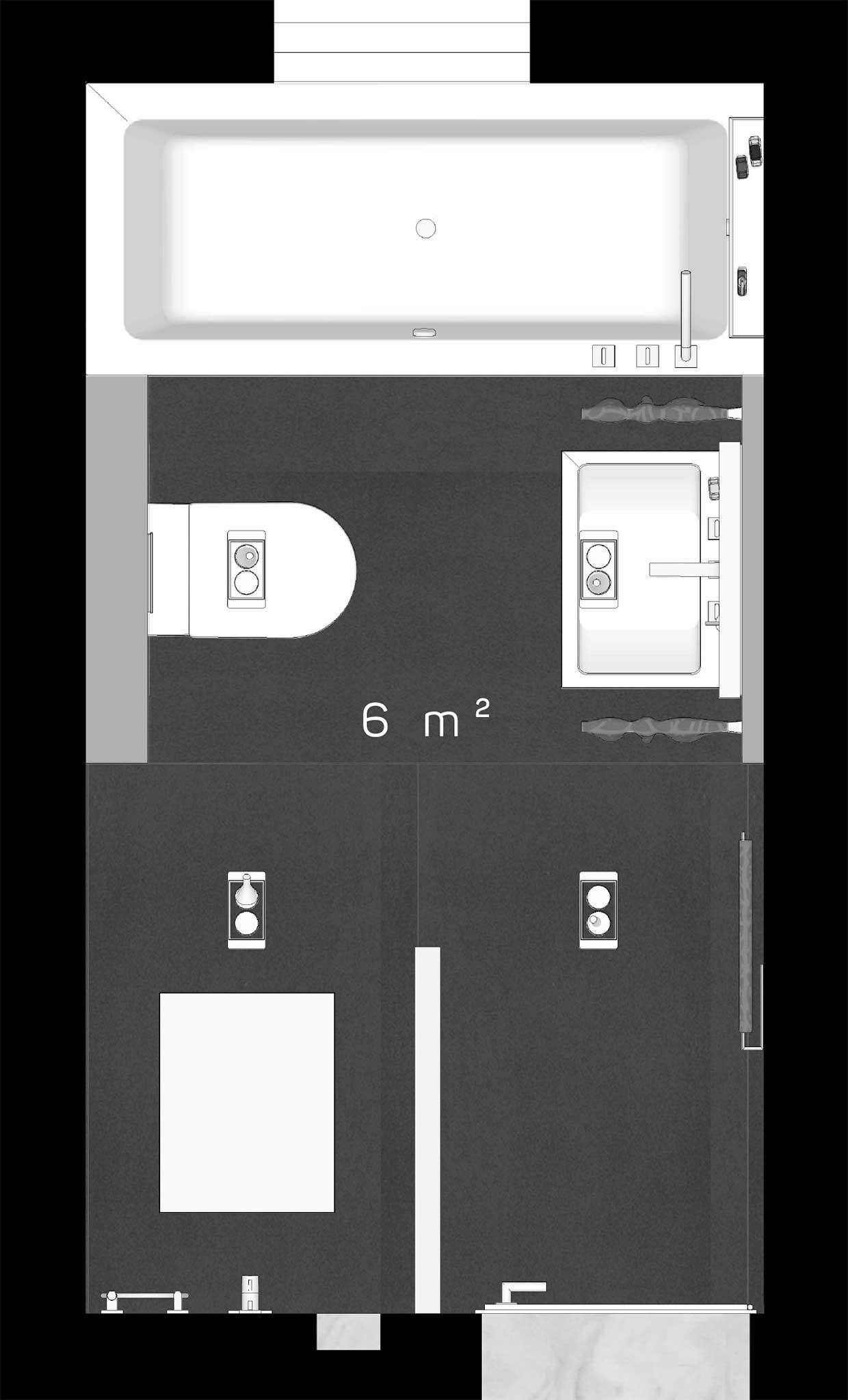Badezimmer Bad Grundriss Badezimmer Und Badezimmer Grundriss