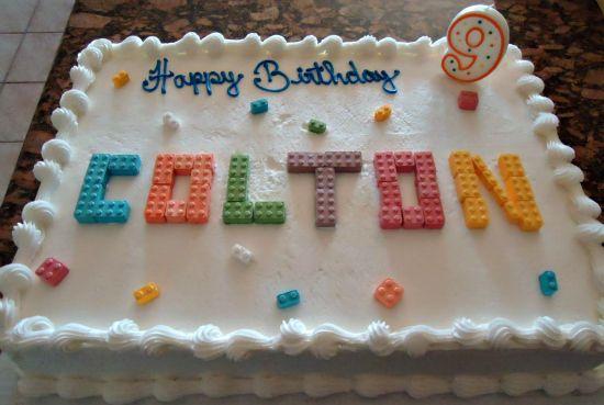 Costo Kids Birthday Cakes