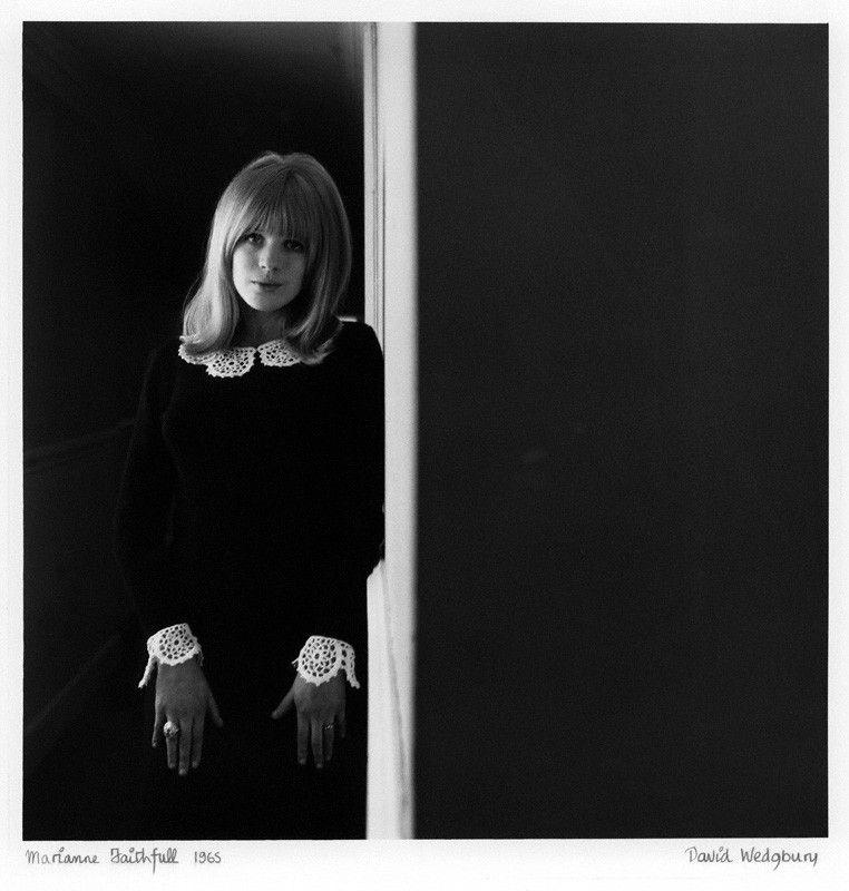 Marianne Faithfull, 1965.