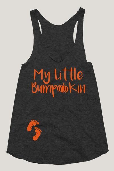 353073d1092ba Halloween Pregnancy Announcement | My Little Pumpkin | Halloween ...