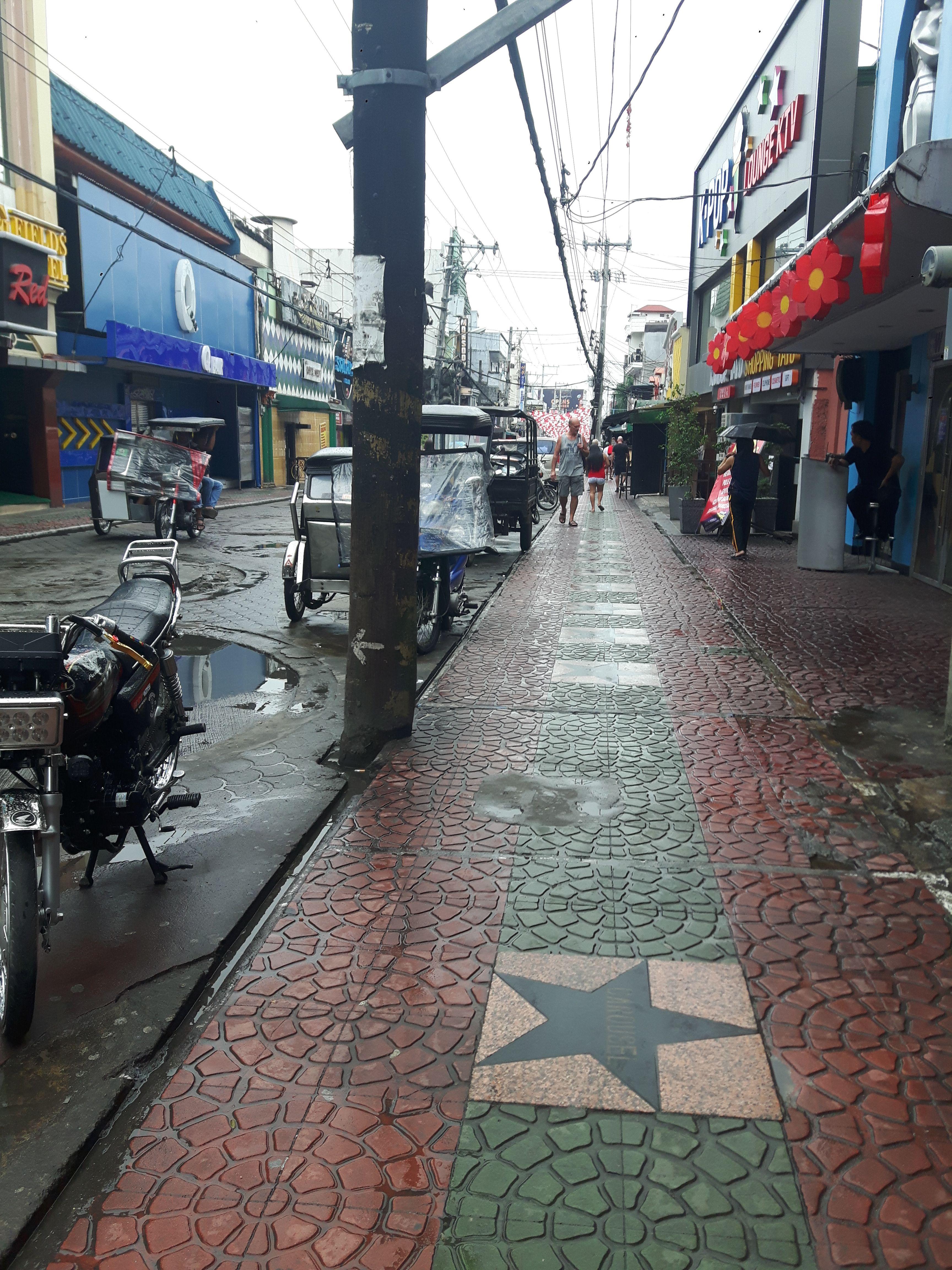 Pin On Walking Street Balibago Angeles City Philippines