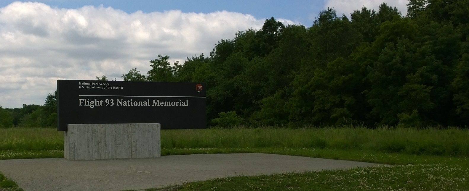 Motorcycle ride to the 9/11, Flight 93 Memorial and National Park