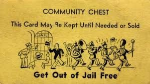 Get Out Of Jail Free Card Templates Free Free Cards Card Template