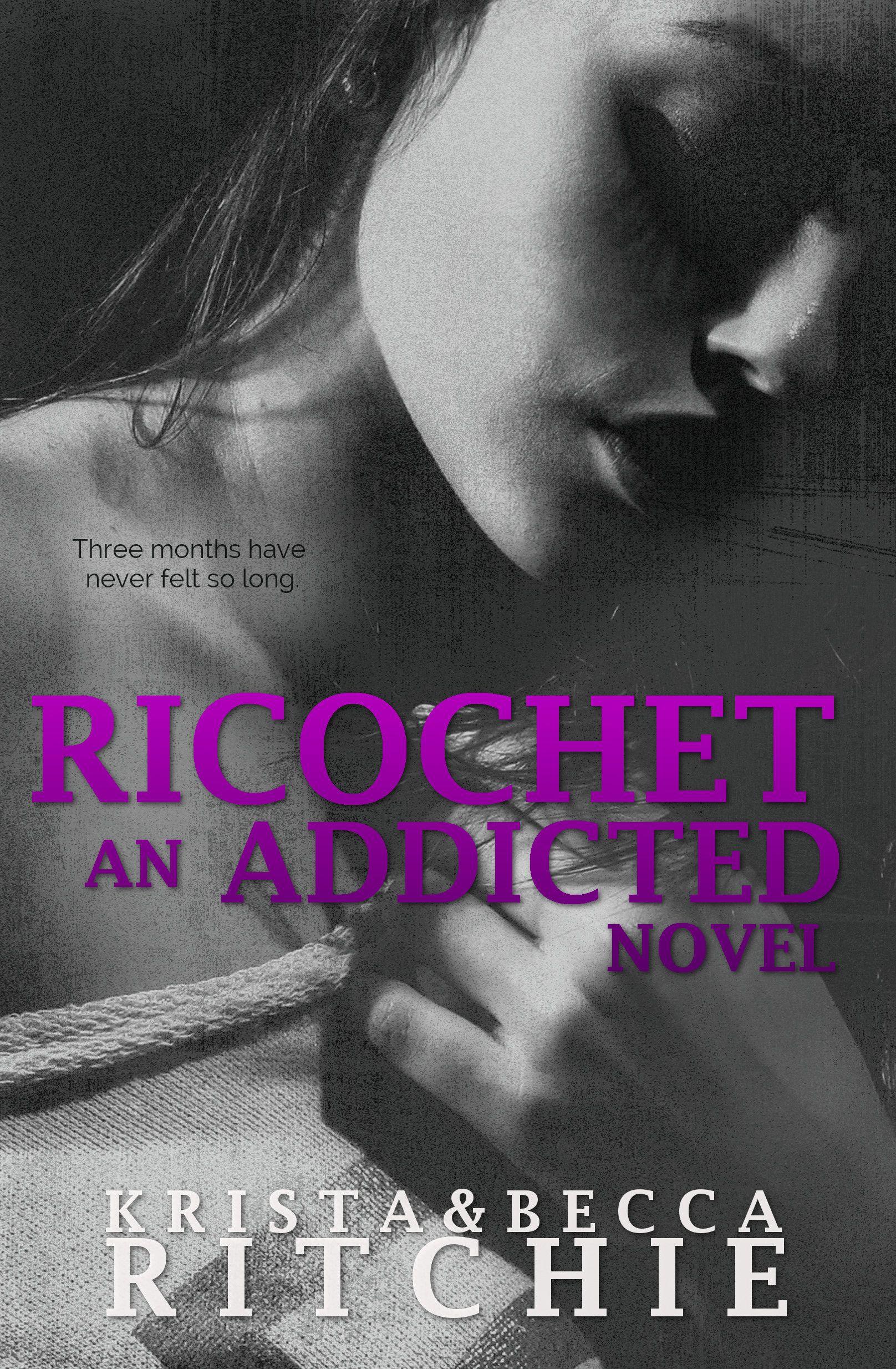Ricochet by Krista & Becca Ritchie - 2014 edition #newadult #romance