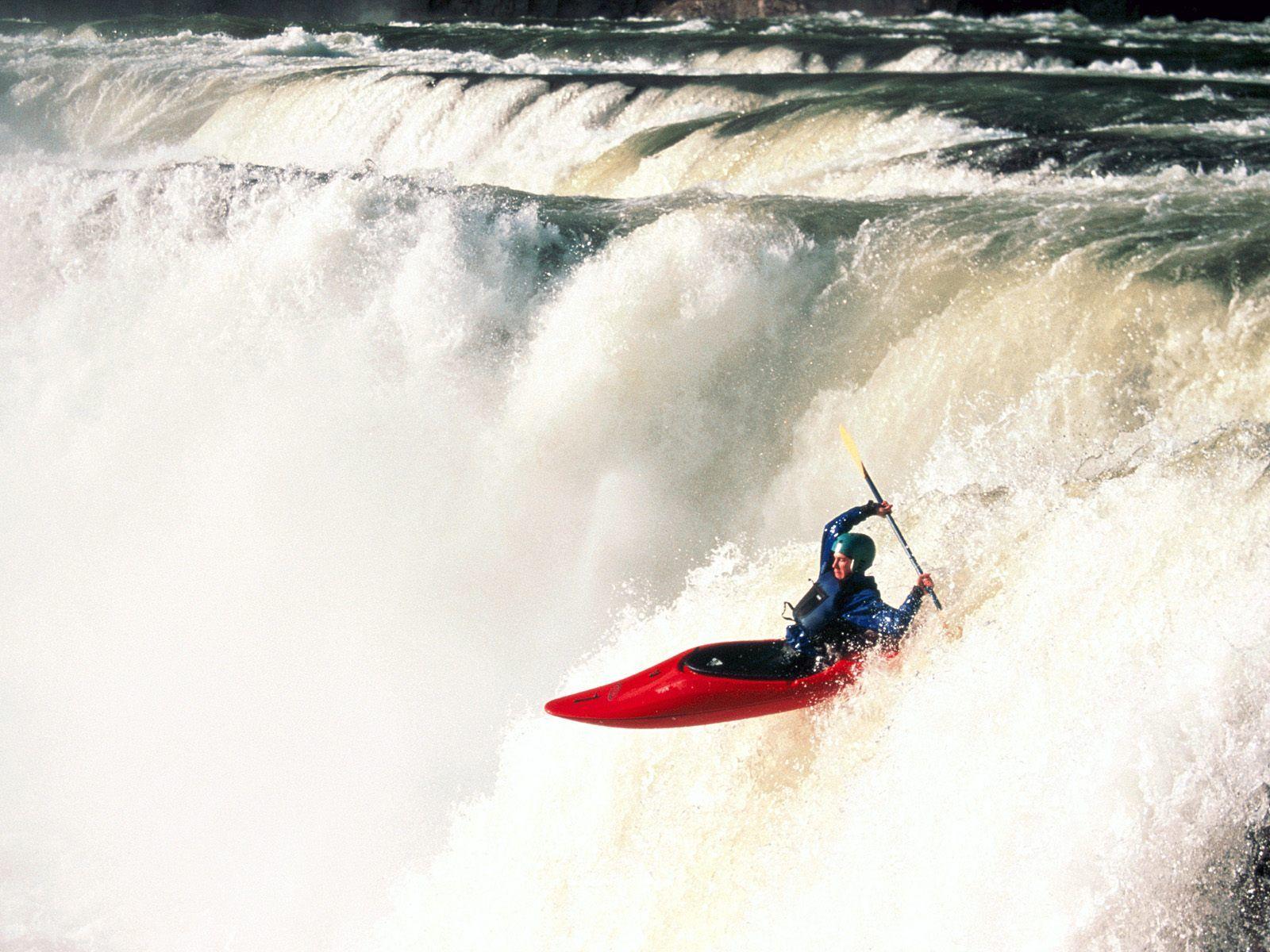Pin On White Water Kayaking