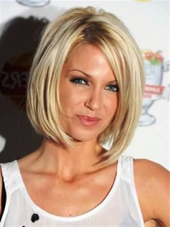 Image Result For 40 Year Old Woman Round Face Hairstyles 2017 Blonde Bob Hairstyles Thick Hair Styles Medium Hair Styles