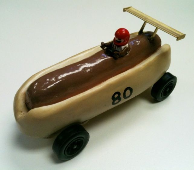 pinewood derby car designs | ... and the City- a St. Louis Real ...