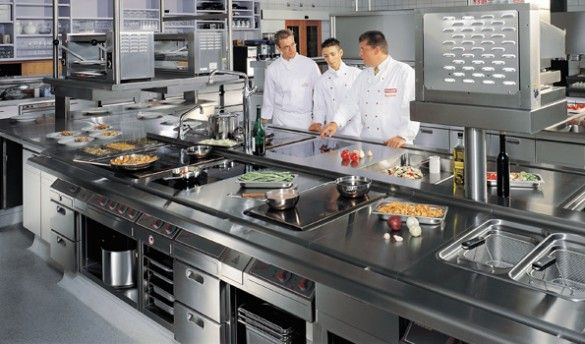 commercial kitchen companies