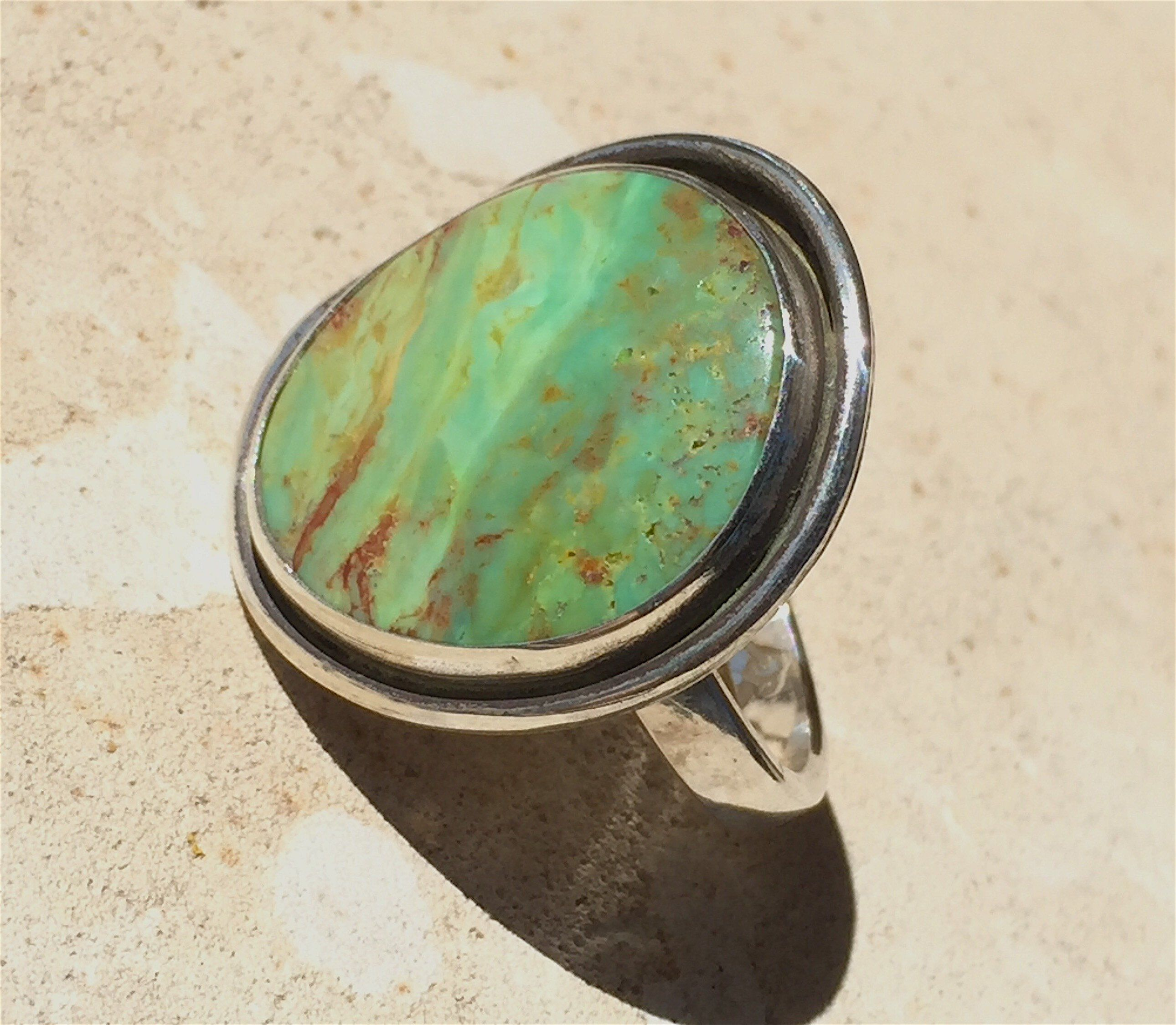 blog ring teal education making wire cleaning stone mystery jewelry rings videos information