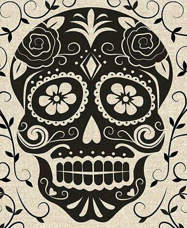 Pin by suzie on dia de los muertos pinterest sugar skulls perfect stencil for my pumpkin carving find this pin and more on dia de los muertos pronofoot35fo Images