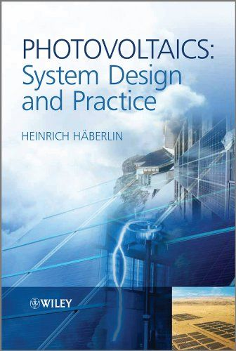 download free photovoltaics system design and practice pdf