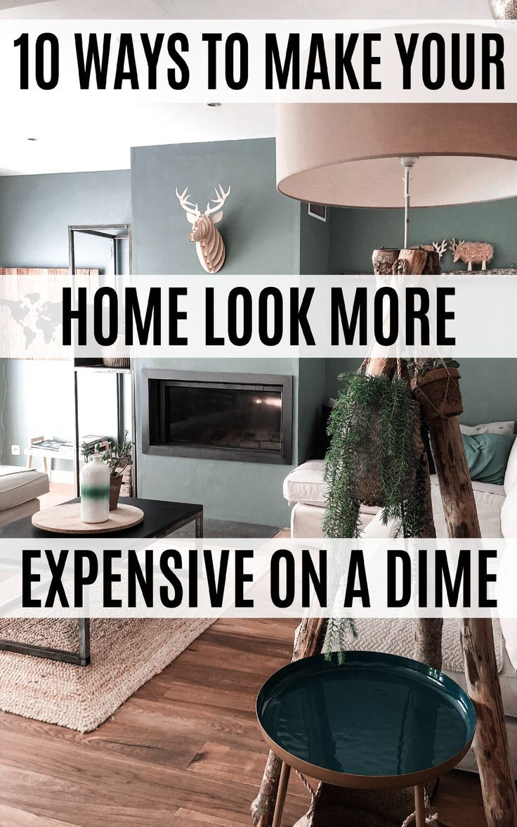 10 Awesome Cheap Home Decor Hacks and Tips | Home decor ...
