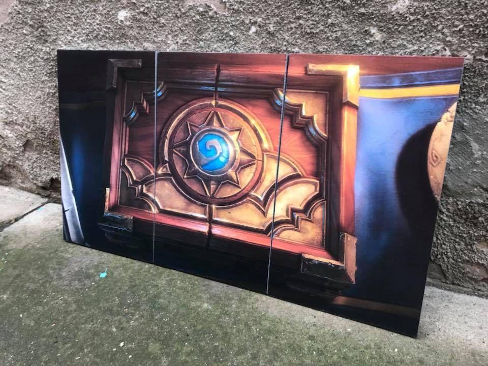 Hearthstone, World of Warcraft, WoW, Gaming, Art Print, Wall Art ...