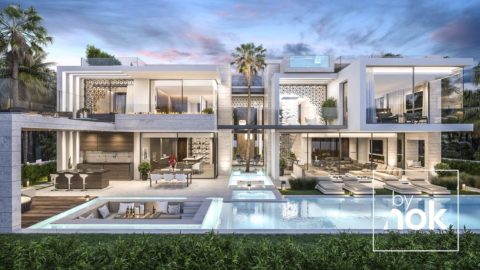 Architecture & Construction Definition Architecture And Construction Luxury Villa In Benahavis
