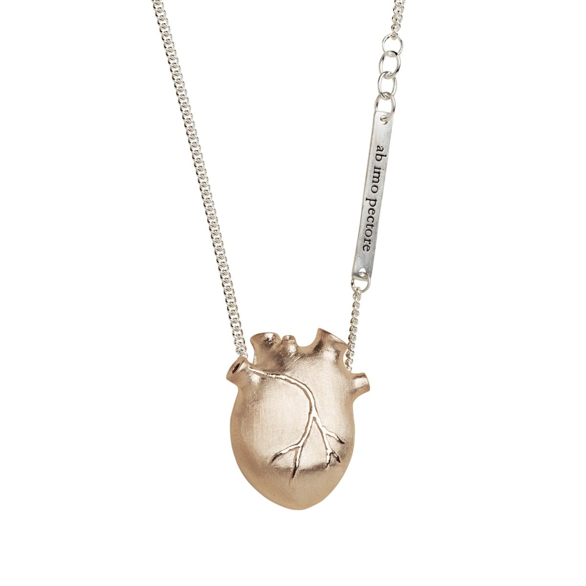 anatomic heart halsband