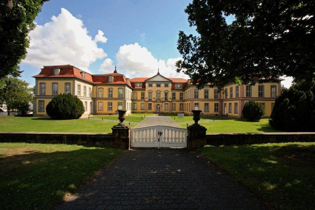 Schloss Friedrichsthal In Gotha Thuringen Friedrichsthal Palace Gotha Thuringia Germany Castles French Architecture Castle