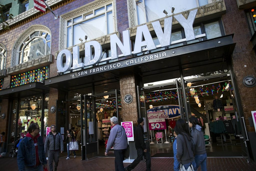 Gap S Decision To Spin Off Old Navy Could Cause A Wave Of