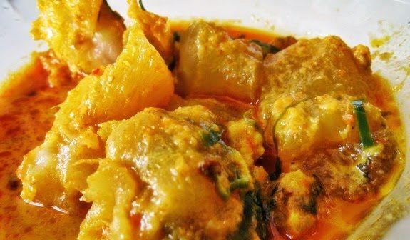 Resep Gulai Tunjang Khas Sumatera Barat Menggoda Selera Resep Masakan Indonesia Food Indonesian Food Food Receipes