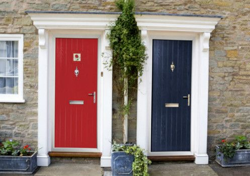 Sunday Dialogue:  What does your home say about you? Which door will you choose?