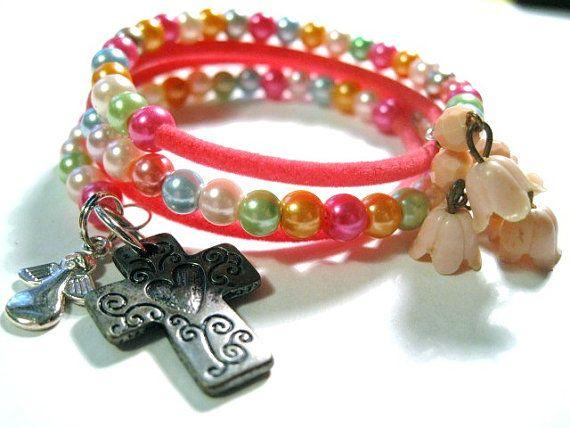 Multicolor Jewelry by Alyssa Viloria on Etsy