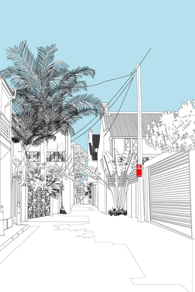 Lara Allport Illustration, Drawings, Phone backgrounds