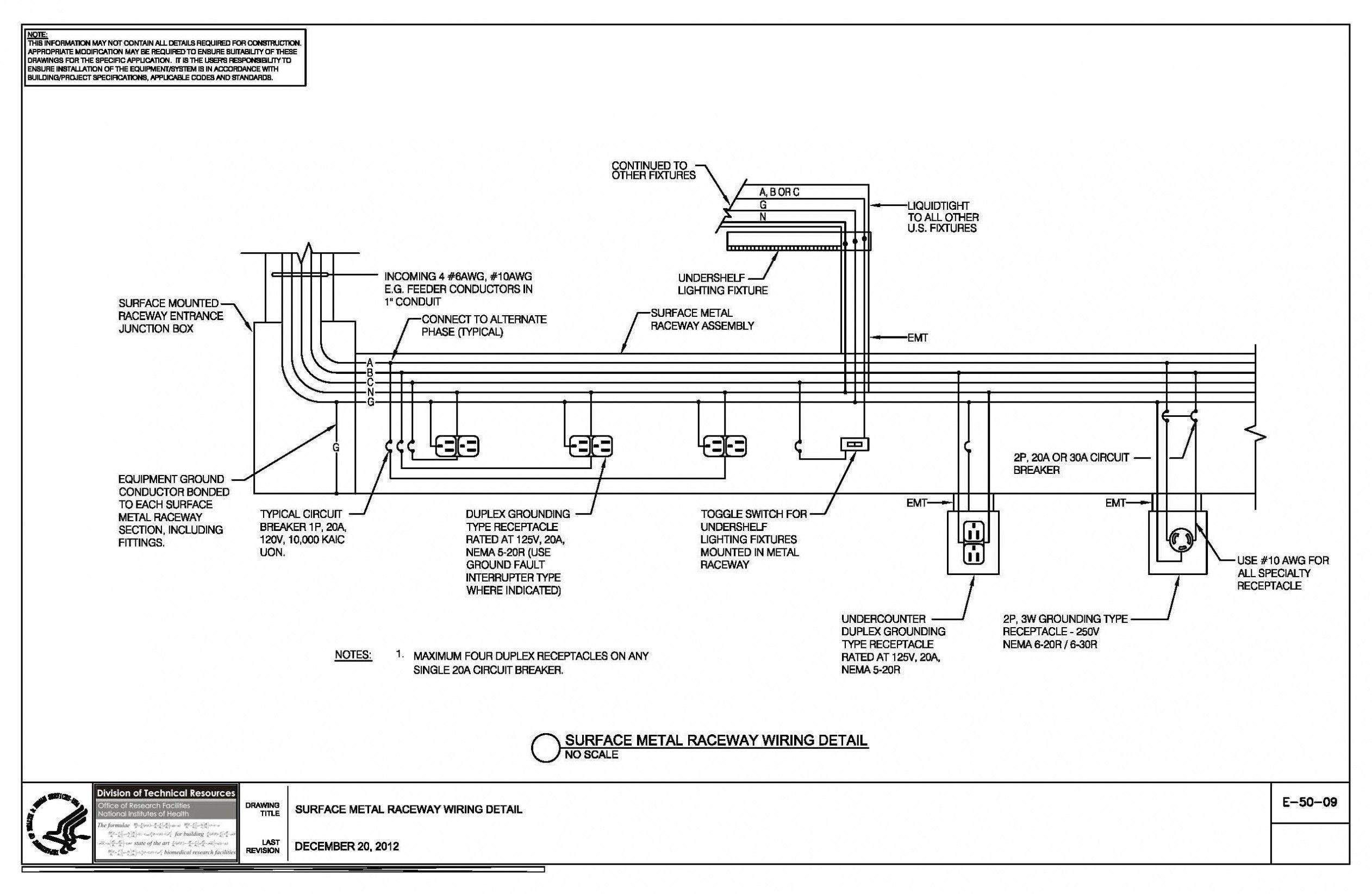 Wiring A 20a 250v Schematic