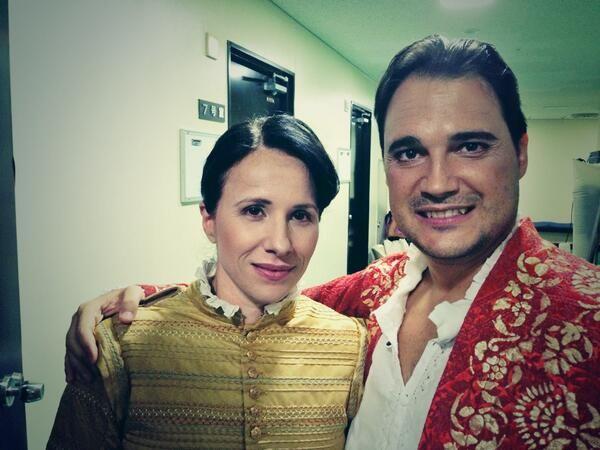 #ScalaTourJapan - 13/09/2013 - Tokyo NHK Hall - Rigoletto - Rosanna Savoia and Francesco Demuro  http://www.teatroallascala.org/en/season/tours/2012-2013/japan/rigoletto-giuseppeverdi-2013.html