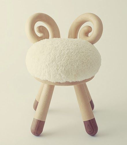 kamina & C Designed by Kamina & C (Tokyo), an apparel designer who started to experiment with furniture design, applying his humorous and flexible approach to these incredible pieces.