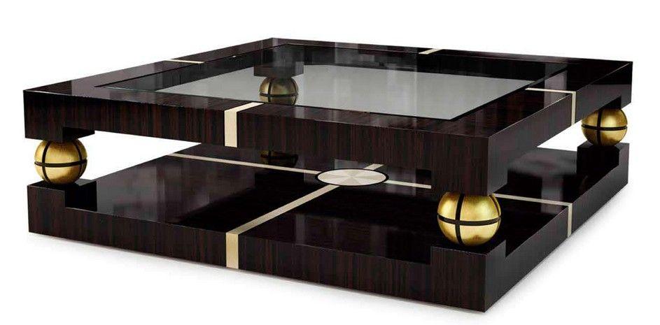 Hifigeny Modele Art Deco Coffee Table Table Basse Design Deco Maison Mobilier Art Deco