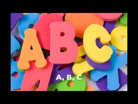 ABC You Later- Alphabet Song Karaoke Track for Preschool and