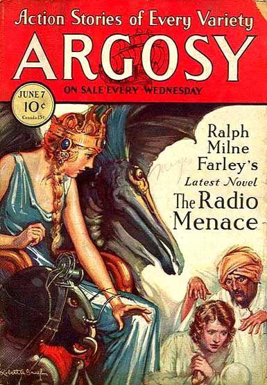 Argosy All-Story Weekly (Jun 1930)