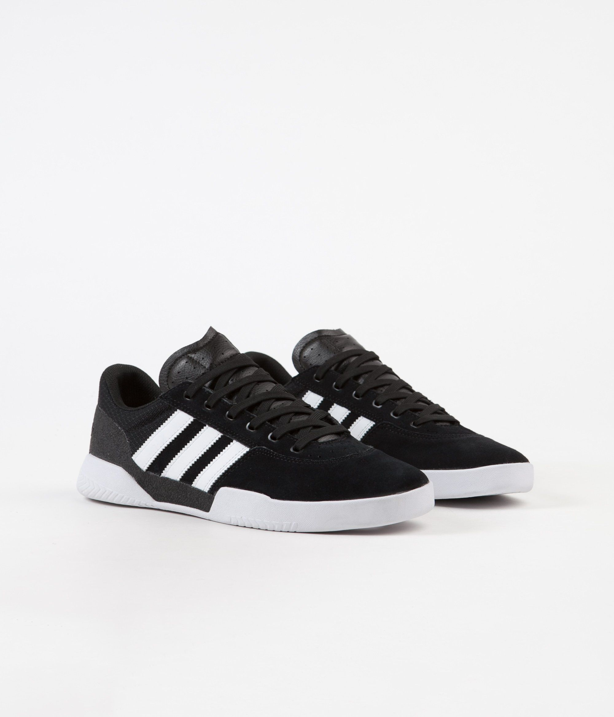 detailed look dba5c 87300 Adidas City Cup Shoes - Core Black  FTW White  FTW White