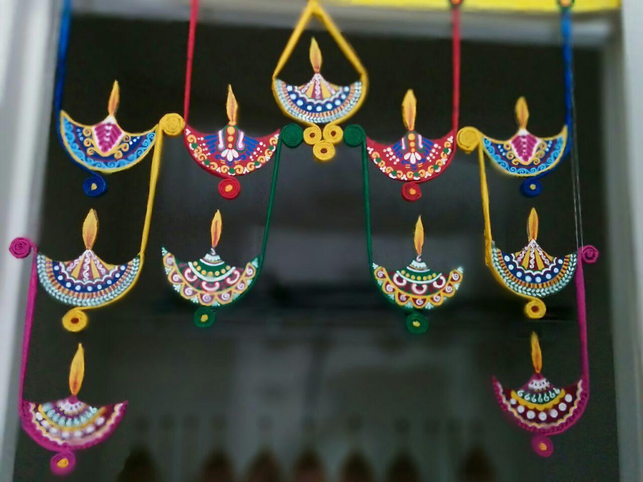 Home Decoration Ideas For Greener Diwali Go Smart Bricks