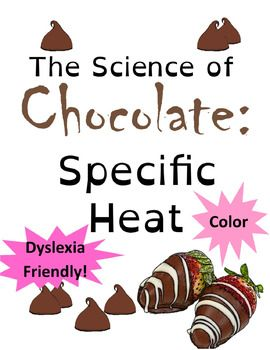 Easter Chemistry: Specific Heat of Chocolate (AP Chemistry