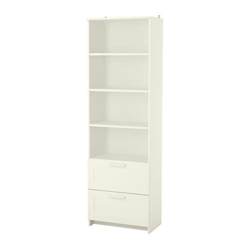 IKEA BRIMNES Black Bookcase In 2019