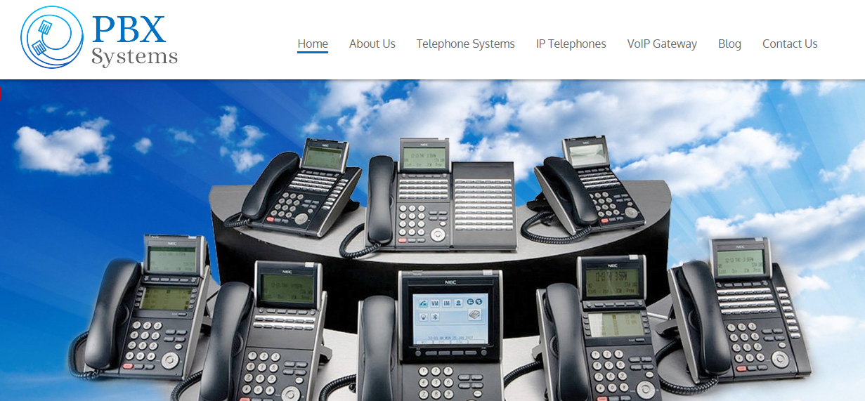 cisco PBX phone system is very easy to install and the configuration