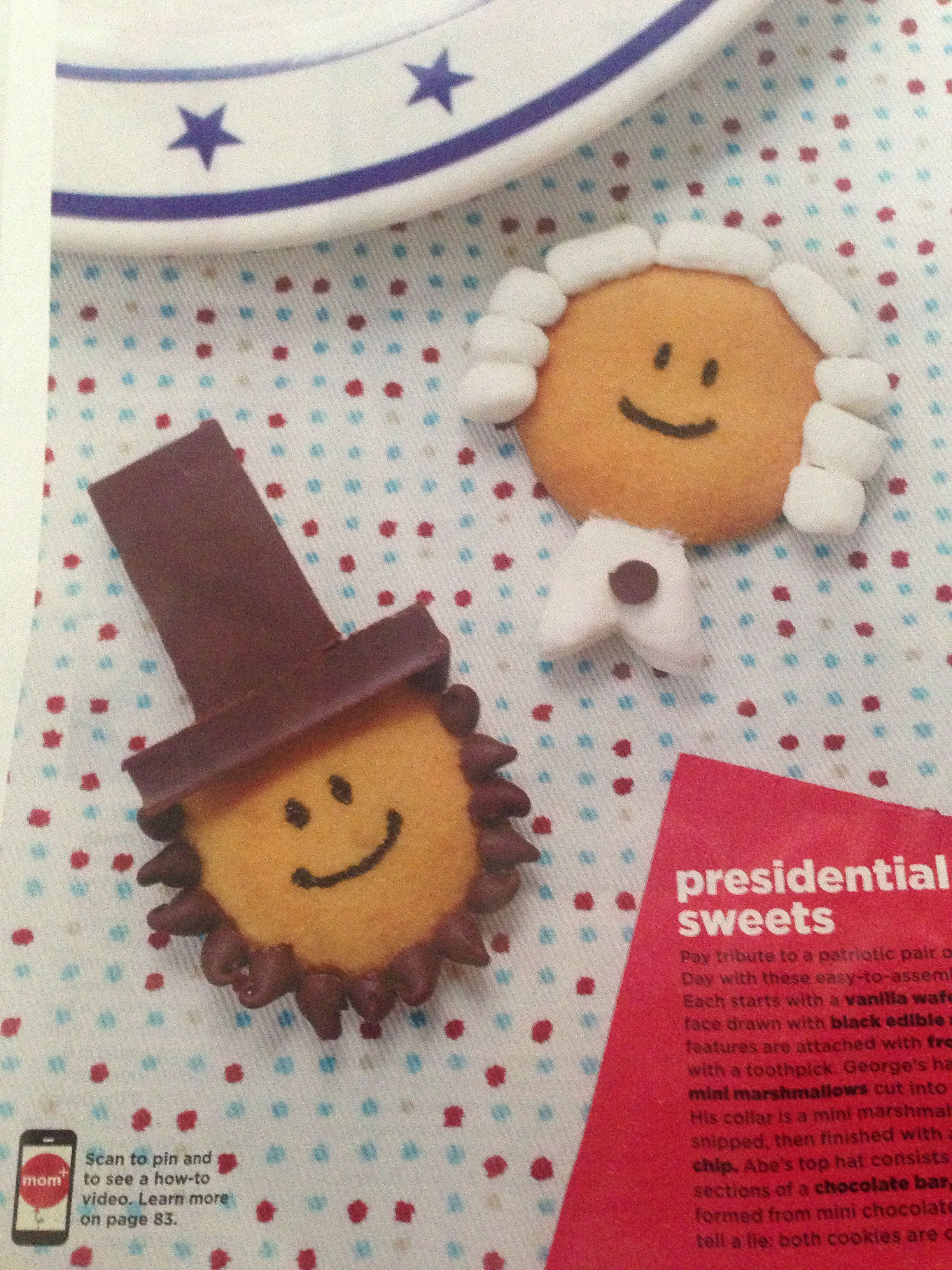 Presidential treats
