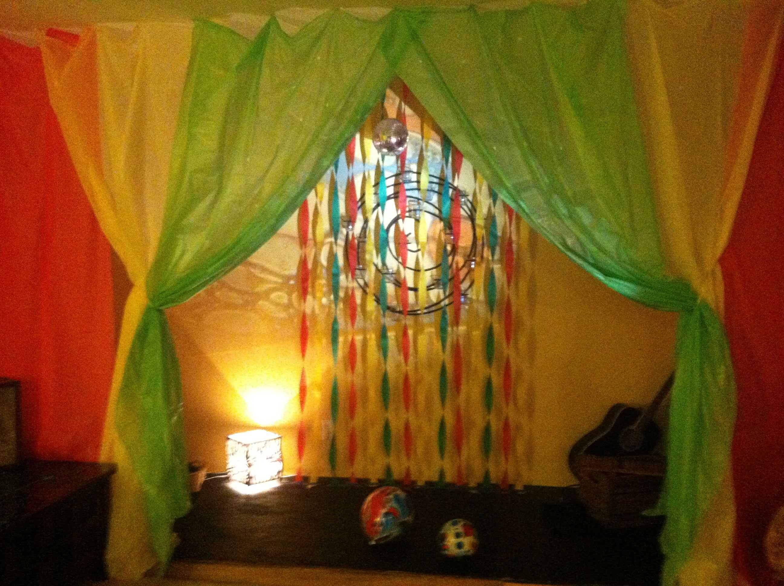 Google themes rasta - Reggae Night
