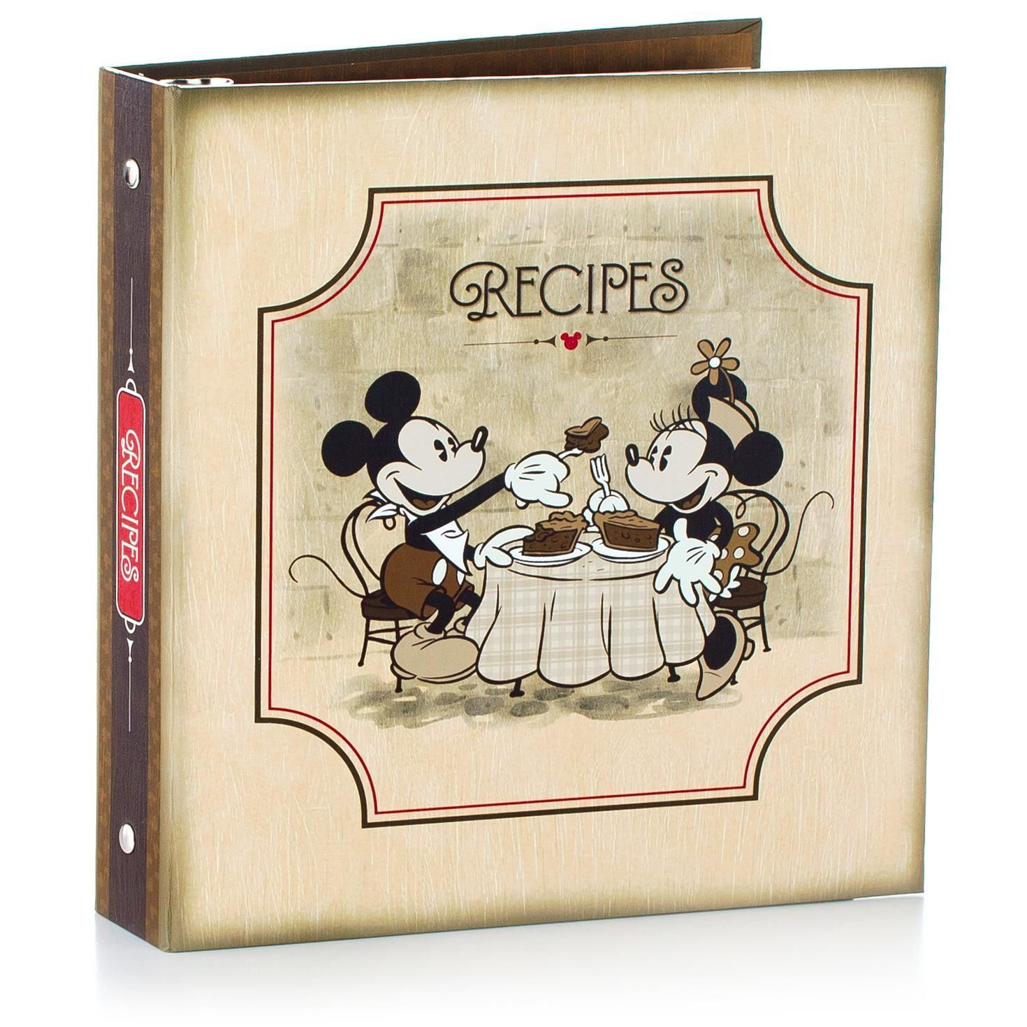 Disney Mickey Mouse Recipe Book Organizer Gift Set | "|1470|1470|?|b710817ad0894a5b6d696be33ee8a783|False|UNLIKELY|0.32406240701675415